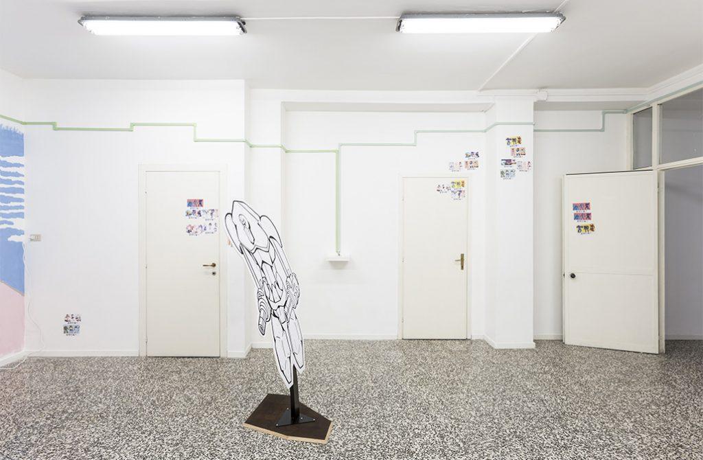 Postcapitalism t-space Luca Loreti